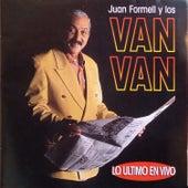 Lo último en vivo by Juan Formell