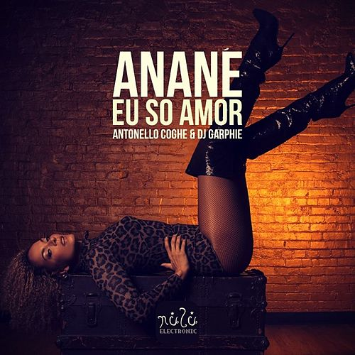 Eu So Amor - Single by Anane