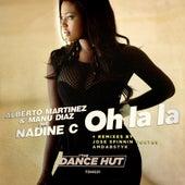 Oh La La (feat. Nadine C) by Alberto Martinez