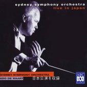Sydney Symphony Orchestra Live in Japan by Sydney Symphony Orchestra