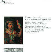 Purcell: The Indian Queen von Various Artists