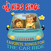 Kids Sing - Favorite Songs for the Car Ride by Tinsel Town Kids