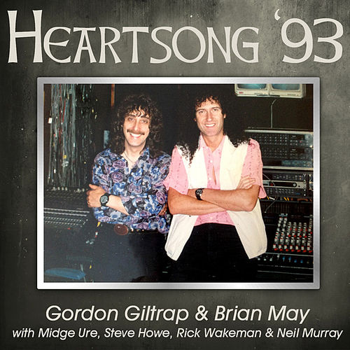 Heartsong '93 by Gordon Giltrap