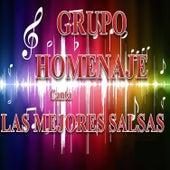 Canta las Mejores Salsas by Grupo Homenaje