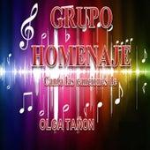 Canta las Canciones de Olga Tanon by Grupo Homenaje