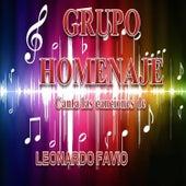 Canta las Canciones de Leonardo Favio by Grupo Homenaje