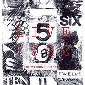 Live 1992 by The Wedding Present