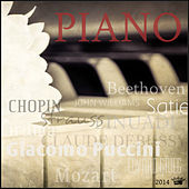 Ultimate Collection of Relaxing Classical Piano Music: The Greatest Composers of All Time by Various Artists