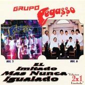 Lo Romantico de El Imitado Mas Nunca Igualado, Vol. 5 & 6 by Grupo Pegasso