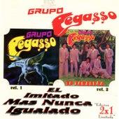 Lo Romantico de El Imitado Mas Nunca Igualado, Vol. 1 & 2 by Grupo Pegasso