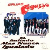 Lo Romantico de El Imitado Mas Nunca Igualado, Vol. 3 & 4 by Grupo Pegasso