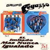 Lo Romantico de El Imitado Mas Nunca Igualado, Vol. 7 & 8 by Grupo Pegasso