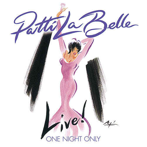 Live! One Night Only by Patti LaBelle