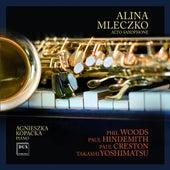 Woods Hindemith Creston Yoshimatsu by Alina Mleczko