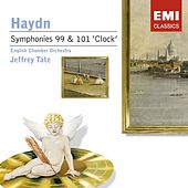 Haydn: Symphony Nos 99 & 101 by English Chamber Orchestra