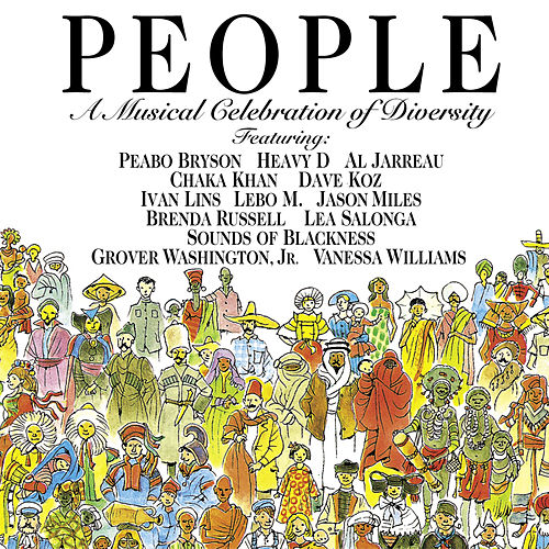 People - A Musical Celebration Of Diversity by Various Artists