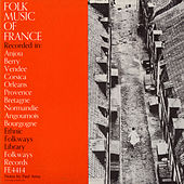 Folk Music Of France by Various Artists
