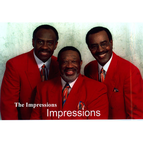 The Impressions by The Impressions