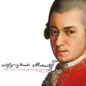 Mozart: The Five Violin Concertos by Arthur Grumiaux