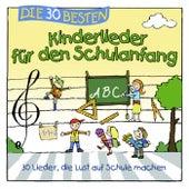Die 30 besten Kinderlieder für den Schulanfang (30 Lieder, die Lust auf Schule machen) by Karsten Glück Simone Sommerland