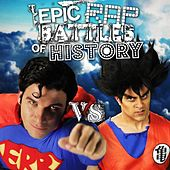 Goku vs Superman by Epic Rap Battles of History