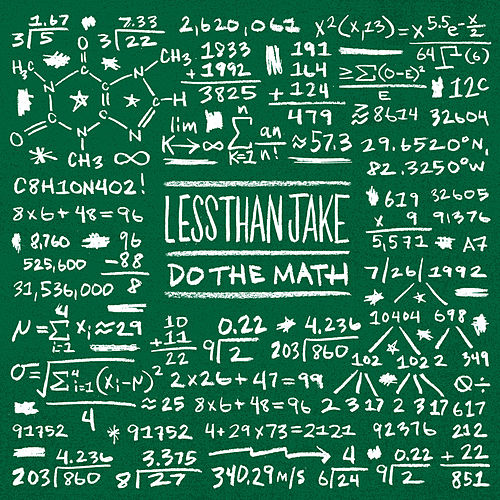 Do the Math by Less Than Jake
