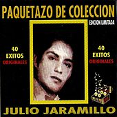 Paquetazo De Coleccion - 40 Exitos Originales by Julio Jaramillo