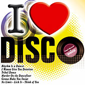 I Love Disco by Various Artists