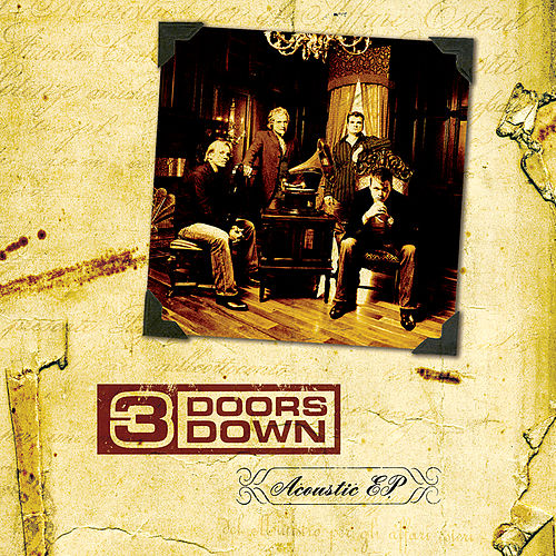 Acoustic EP von 3 Doors Down