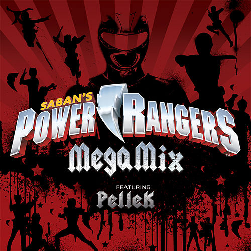 Power Rangers Megamix by Pellek