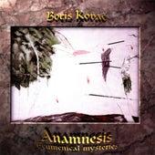 Anamnesis Ecumenical Mysteries by Boris Kovac, Jaroslava Benka, Mihal Budinski, Nebojsa Pandurovic, Srdjan Dalagija and Ljubomir Zivkovic