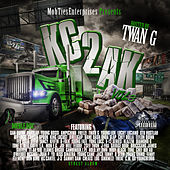Mob Ties Enterprises Presents Kc 2 Ak Vol. 3 by Various Artists