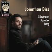 Schumann / Janácek / Berg - Wigmore Hall Live by Jonathan Biss