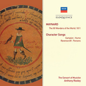 Maynard: The XII Wonders Of The World; Character Songs by Various Artists