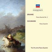 Brahms: Piano Quartet No.3; Schumann: Piano Quartet by Pro Arte Piano Quartet