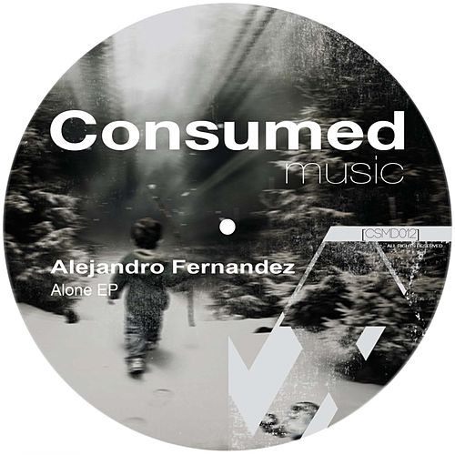 Alone - Single by Alejandro Fernández