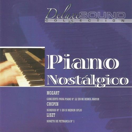 Piano Nostálgico by Carmen Piazzini