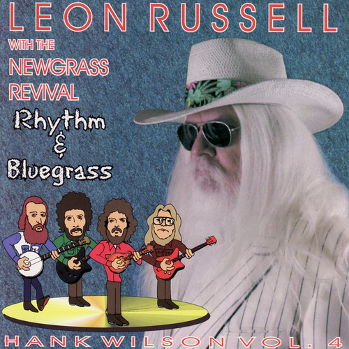 Rhythm & Bluegrass by Leon Russell