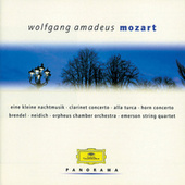 Mozart: Concertos by Various Artists