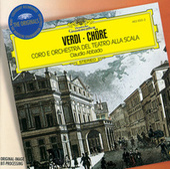 Verdi: Opera Choruses by Various Artists