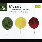 Mozart: Complete Wind Concertos by Various Artists