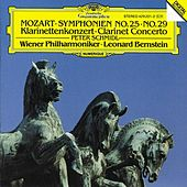 Mozart: Symphonies Nos.25 & 29 / Clarinet Concerto by Various Artists