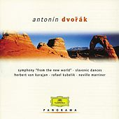 Dvorák: Symphony No.9; Slavonic Dances by Various Artists