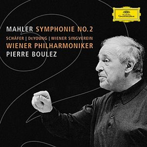 Mahler: Symphony No.2 'Resurrection' by Various Artists