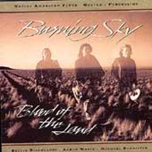 Blood Of The Land by Burning Sky