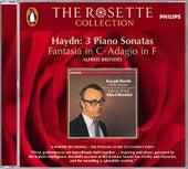 Haydn: 3 Piano Sonatas by Alfred Brendel