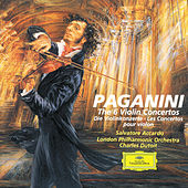 Paganini: The 6 Violin Concertos by Salvatore Accardo