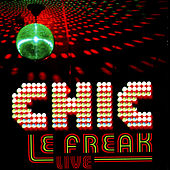 Le Freak Live by Chic