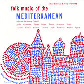 Folk Music of the Mediterranean by Various Artists
