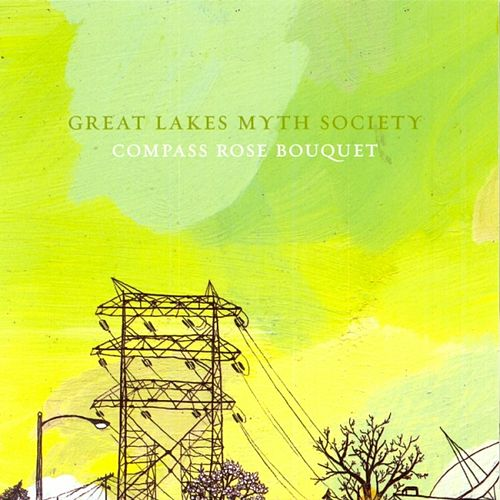 Compass Rose Bouquet by Great Lakes Myth Society